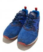 asics tiger(アシックスタイガー)の古着「GEL-KAYANO TRAINER スニーカー」 ブルー