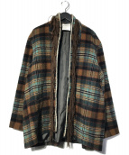 ()の古着「FRINGEJACKET napping フリンジジャケット」 ブラウン