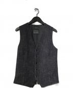 CIRCOLO 1901(チルコロ1901)の古着「ジレ ベスト」 グレー