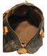 中古・古着 LOUIS VUITTON (ルイ ヴィトン) スピーディ 25 モノグラム ハンドバッグ ブラウン サイズ:25 M41109 SP0958:34800円