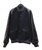 BEAMS PLUS(ビームスプラス)の古着「アワードジャケット」|パープル