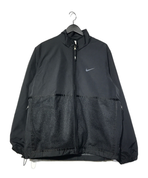 SUPREME×NIKE(シュプリーム×ナイキ)SUPREME×NIKE (シュプリーム×ナイキ) Trail RunningJacket ランニングジャケット ブラック サイズ:L 921635-010の古着・服飾アイテム