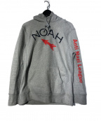 Noah(ノア)の古着「パーカー」 グレー