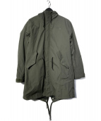 THE NORTH FACE(ザ ノース フェイス)の古着「Fishtail Triclimate Coat」|カーキ