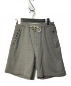 UMIT BENAN(ウミットベナン)の古着「ハーフパンツ」|グレー