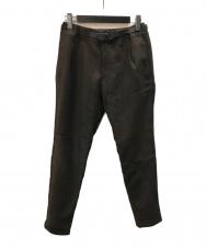 GRAMICCI (グラミチ) TWEEDY HERRINGBONE CRAZY PANTS ブラウン サイズ:M