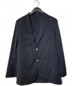 ARTISAN(アルチザン)の古着「ストレッチトロピカル パッカブルセットアップ」|ネイビー