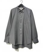 URBAN RESEARCH(アーバンリサーチ)の古着「THOMAS MASON オーバーシャツ」|グレー
