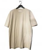 Maison Margiela 10(メゾンマルジェラ 10)の古着「クルーネックTシャツ」 ベージュ