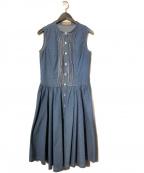 MS GRACY(エムズグレイシー)の古着「デニムワンピース」|インディゴ