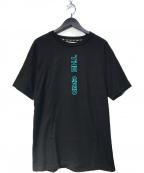 MUZE(ミューズ)の古着「THE GRID Tシャツ」 ブラック