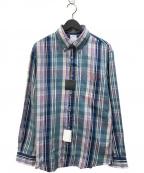 BROOKS BROTHERS(ブルックスブラザーズ)の古着「シャツ」|パープル