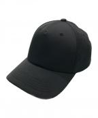 Y-3(ワイスリー)の古着「Y-3ロゴ DAD CAP ダッドキャップ」|ブラック