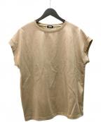 journal standard L'essage(ジャーナルスタンダードレサージュ)の古着「21ss 60/2  フレンチTシャツ」 グリーン