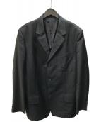 ()の古着「3Bジャケット」 ブラック