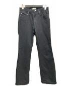 ()の古着「OW FLARE DENIM PANTS フレアデニムパ」 ブラック