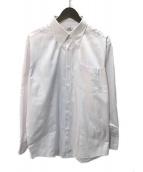 ()の古着「セリエカフスボタンダウンシャツ」 ピンク