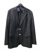 Paul Smith London(ポールスロンドン)の古着「2Bジャケット」 ネイビー