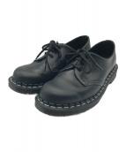()の古着「Horween 3 Eye Shoe 3ホールシューズ」 ブラック