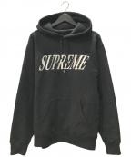 SUPREME(シュプリーム)の古着「20ss Crossover Hooded Sweatshi」|ブラック