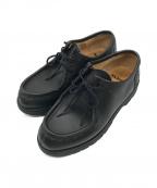 KLEMAN(クレマン)の古着「PADRE チロリアンシューズ」 ブラック