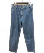 Carhartt WIP()の古着「デニムパンツ」 インディゴ