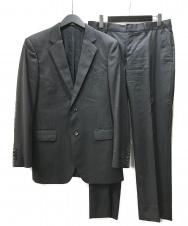 GUCCI (グッチ) セットアップスーツ グレー サイズ:48R 28JNF1