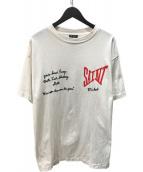 ()の古着「21s S/S TEE LOGO ロゴTシャツ」 ホワイト