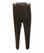 ()の古着「WOOL COTTON CORDUROY パンツ」|ブラウン