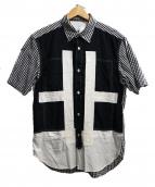GANRYU(ガンリュウ)の古着「半袖シャツ」