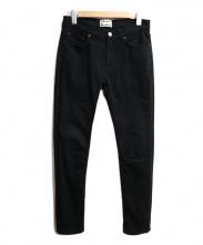 ACNE STUDIOS(アクネ ストゥディオズ)の古着「スキニーパンツ」|ブラック