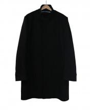 KENZO(ケンゾー)の古着「ファンネルネックコート」