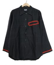 COMME des GARCONS(コムデギャルソン)の古着「シルクシャツ」