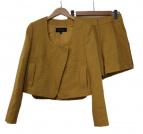 EPOCA(エポカ)の古着「セットアップパンツ」|イエロー