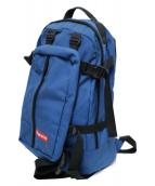 Supreme x Cordura(シュプリーム × コーデュラ)の古着「オメガ32バックパック」 ブルー