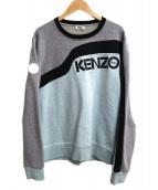 KENZO(ケンゾー)の古着「ロゴスウェット」