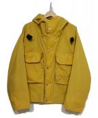 MOUNTAIN RESEARCH(マウンテンリサーチ)の古着「Wading Jacket」|イエロー