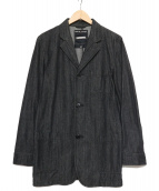 NEIGHBORHOOD(ネイバーフッド)の古着「シングルジャケット」|ブラック