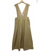 GRANDMA MAMA DAUGHTER(グランマママドーター)の古着「ジャンパースカート」