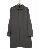 THE NORTH FACE(ザノースフェイス)の古着「ALPHADRY HYVENT Coat」 グレー