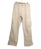 Engineered Garments(エンジニアードガーメンツ)の古着「ベイカーパンツ」|ベージュ