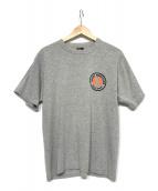 THE REAL McCOYS(リアルマッコイズ)の古着「半袖カットソー」|グレー