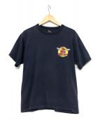 THE REAL McCOYS(リアルマッコイズ)の古着「半袖カットソー」|ネイビー