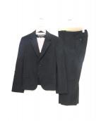 JUNYA WATANABE CDG(ジュンヤワタナベ コムデギャルソン)の古着「セットアップスーツ」 ブラック