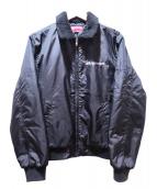 Supreme(シュプリーム)の古着「Bomber Jacket 」|ブラック