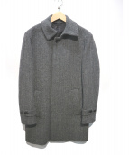 JOSEPH HOMME(ジョセフオム)の古着「ウールコート」 グレー