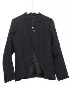 nemeth(ネメス)の古着「デザインジャケット」|ブラック