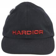 Dior Homme(ディオール オム)の古着「HARDIOR CAP 」|ブラック×レッド