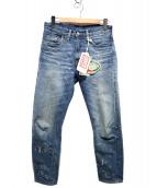 LEVIS VINTAGE CLOTHING(リーバイス ヴィンテージ クロージング)の古着「デニムパンツ」|ブルー