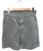 WEIRDO(ウィアード)の古着「ハーフパンツ」|グレー